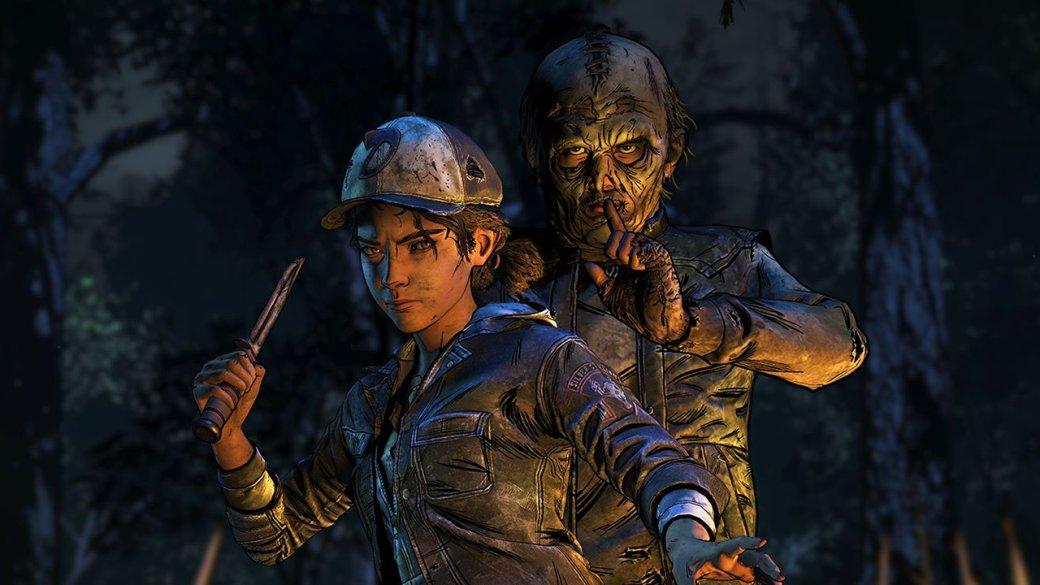 Приключение Клементины из The Walking Dead закончится в конце марта!  | Канобу - Изображение 1
