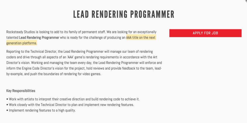 Rocksteady ищет новых сотрудников для разработки ААА-проекта на платформы следующего поколения   Канобу - Изображение 7382