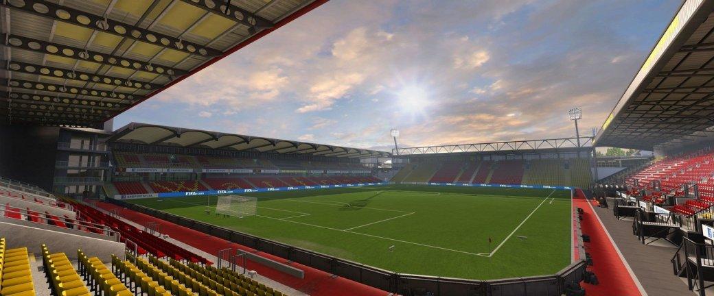 FIFA 16. Стадион — мой второй дом | Канобу - Изображение 7