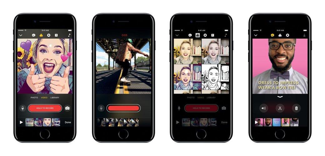 Apple Clips — приложение для обработки видео под соцсети   Канобу - Изображение 4821