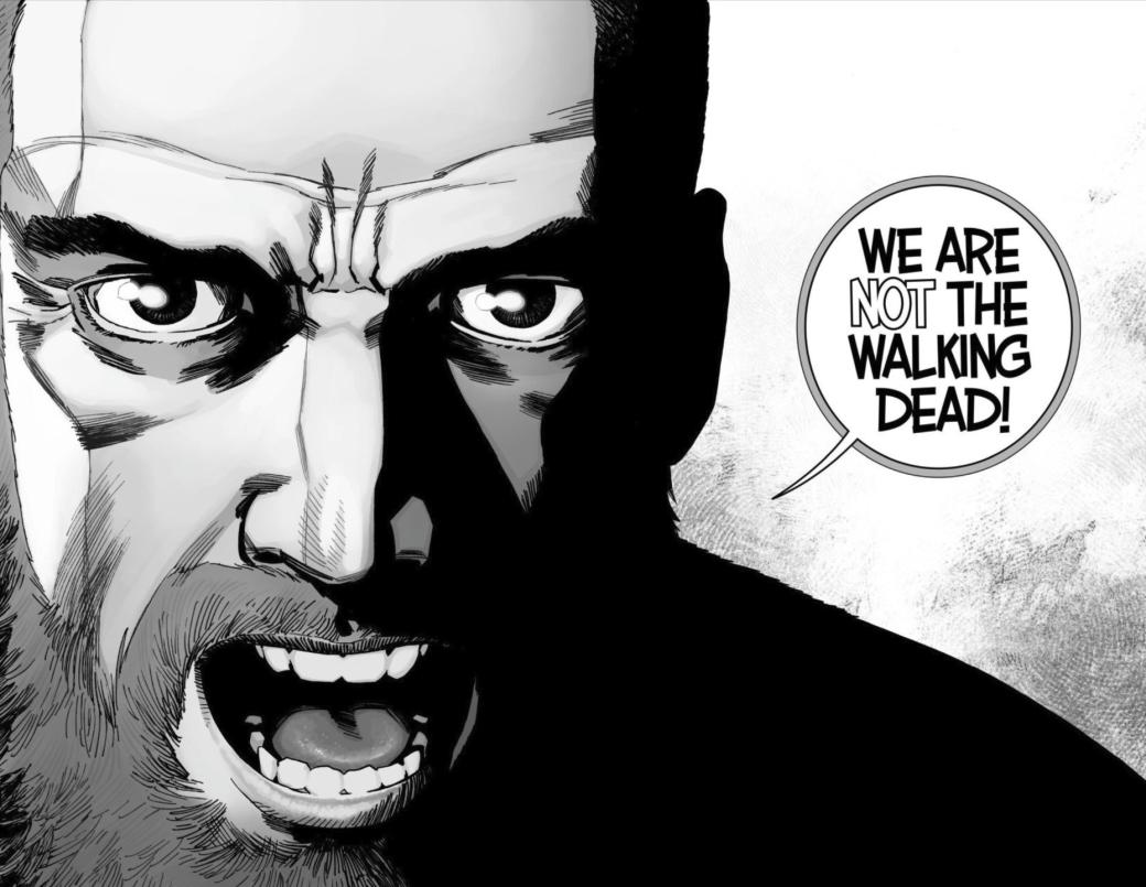 Мнение. Сновым выпуском комикса «Ходячие мертвецы» изменились навсегда | Канобу - Изображение 2680