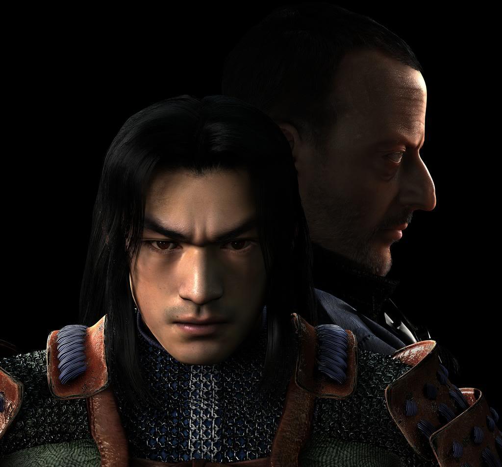 Знакомые лица: игровые персонажи и их реальные прототипы | Канобу - Изображение 12