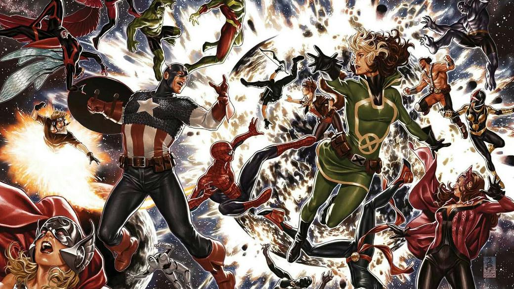 Avengers: NoSurrender— самый бездарный комикс про Мстителей за последние годы | Канобу