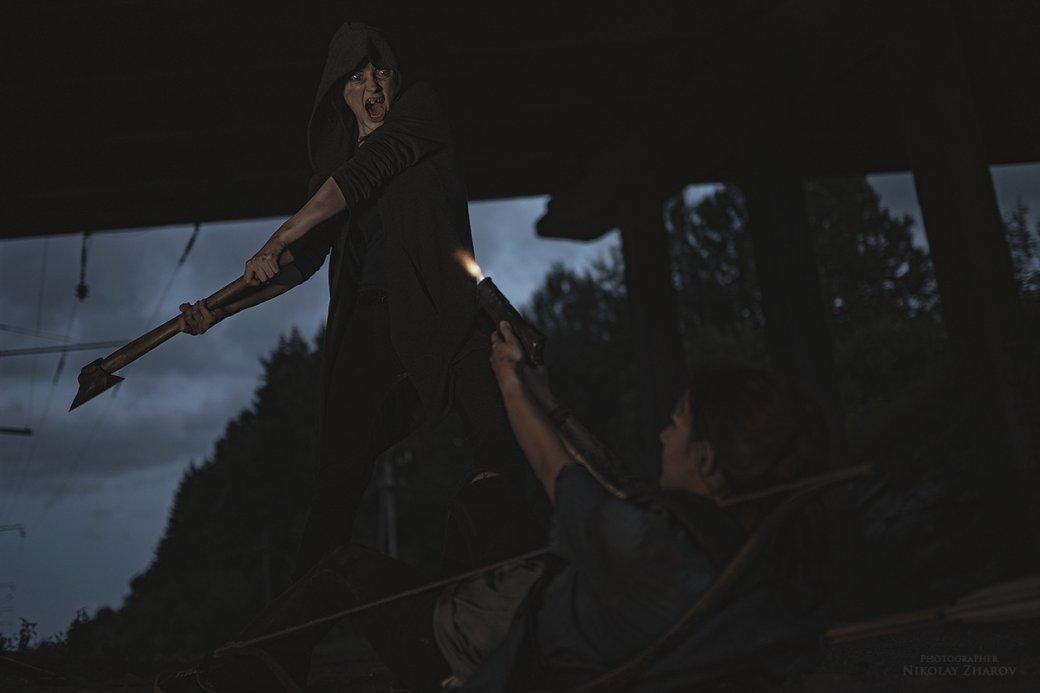 Опасное путешествие Элли вновом крутом косплее The Last ofUs:Part II | Канобу - Изображение 12