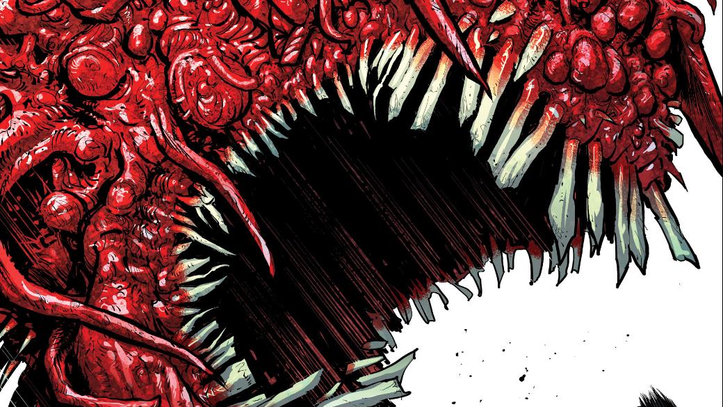 Spread— современный хоррор вдухе «Нечто», где инопланетная зараза захватила всю Землю. - Изображение 1