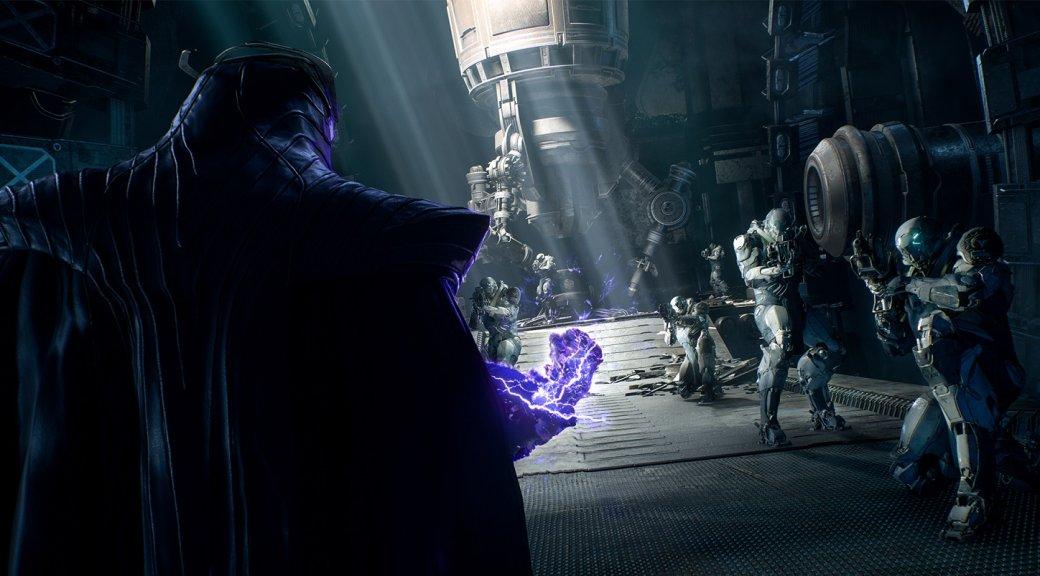 Обзор Anthem, новой игры BioWare, создателей Mass Effect и Dragon Age | Канобу - Изображение 762