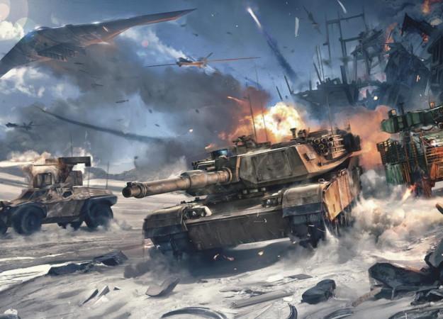 Нужно больше танков! Armored Warfare: Проект Армата посетит PS4 в феврале. - Изображение 1