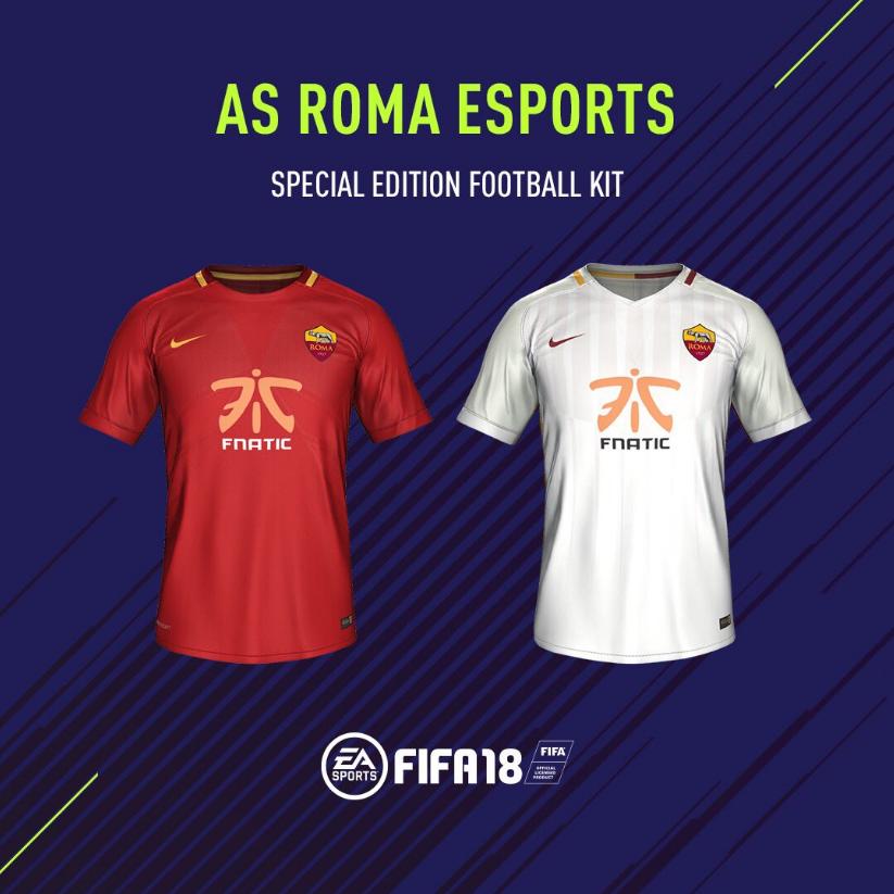 В FIFA 18 появятся футболки киберспортивных организаций | Канобу - Изображение 2