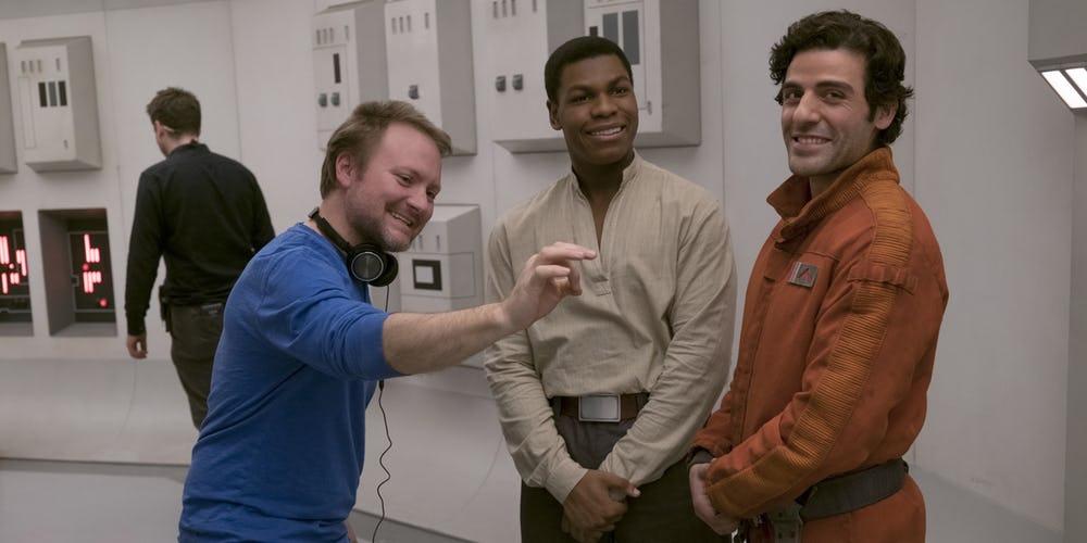 Как режиссер «Последних джедаев» защитил фильм отслива сценария? При помощи MacBook Air | Канобу - Изображение 1