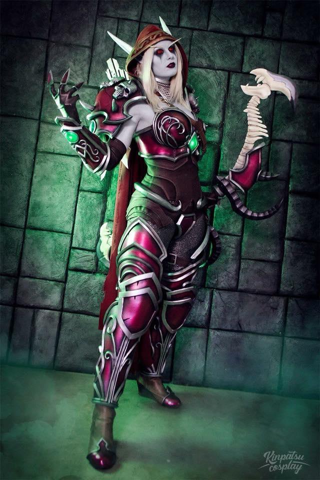 Лучший косплей по Warcraft – герои и персонажи WoW, фото косплееров   Канобу - Изображение 27
