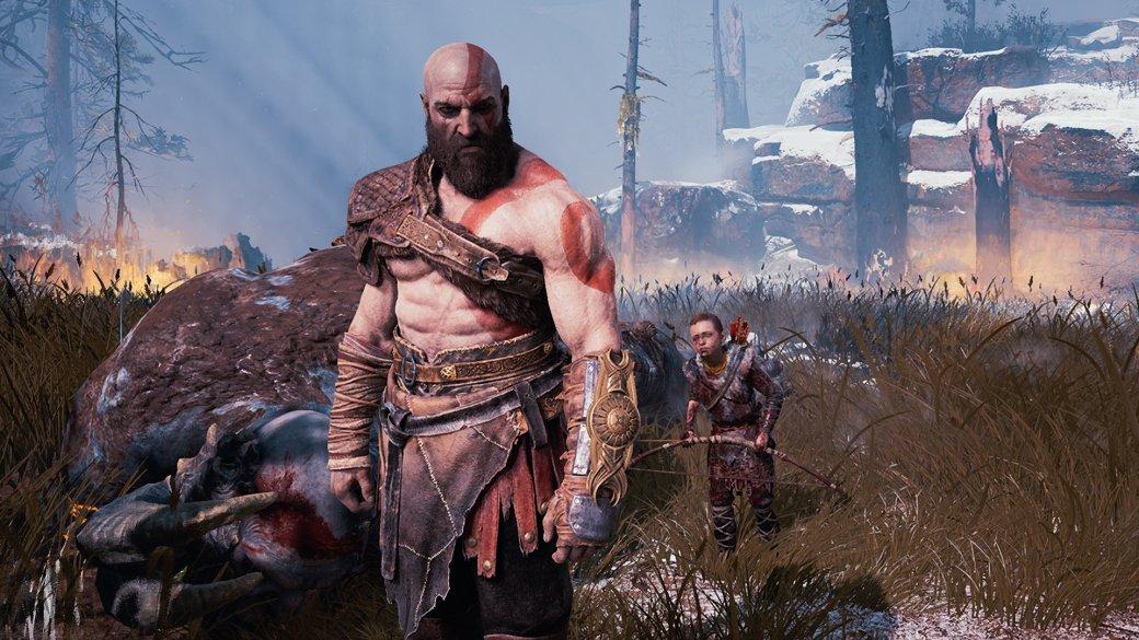 Рецензия на God of War (2018). Обзор игры, превратившейся в наследника Darksiders 2 | Канобу - Изображение 0