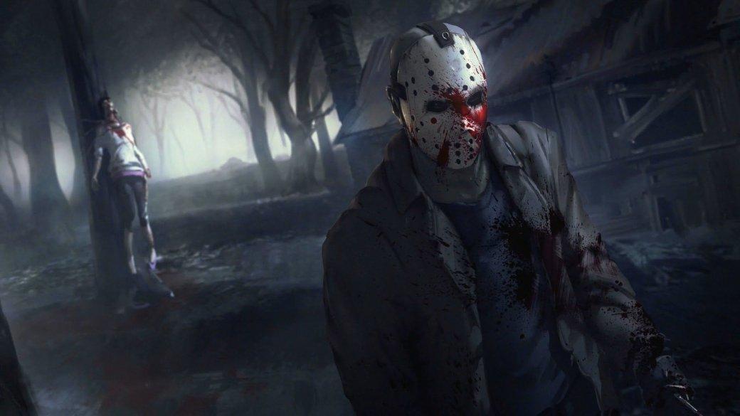 Подборка мясных убийств Джейсона изигры Friday the 13th: The Game   Канобу