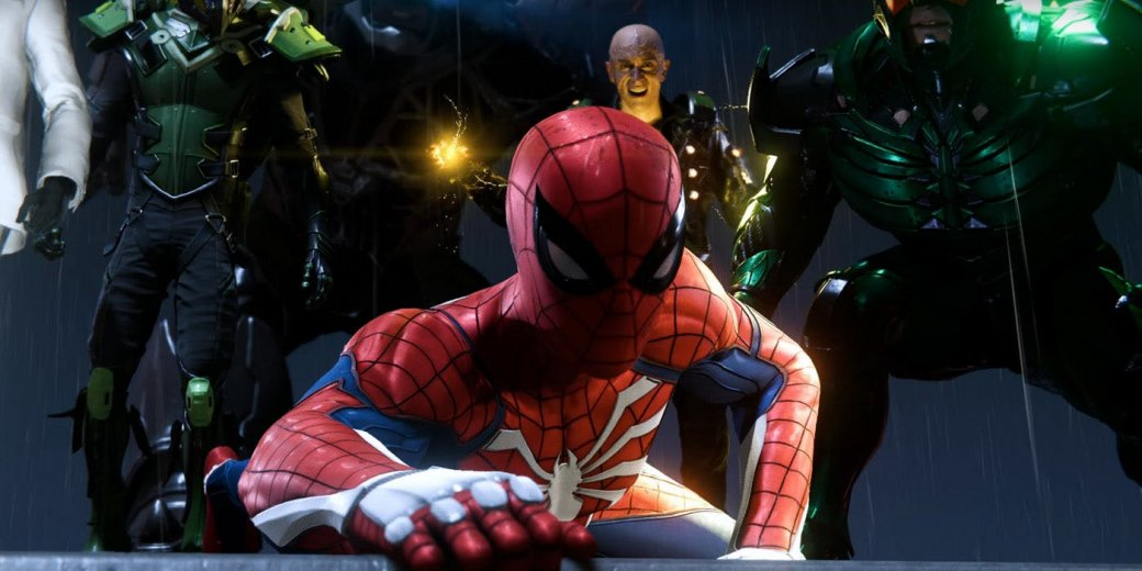 Тест: кто тыиззлодеев Spider-Man («Человека-паука») для PS4? | Канобу
