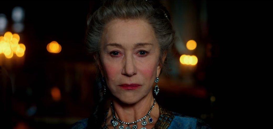 Хелен Миррен сыграет правительницу Российской империи в«Екатерине Великой» отHBO. Уже есть трейлер | Канобу - Изображение 1