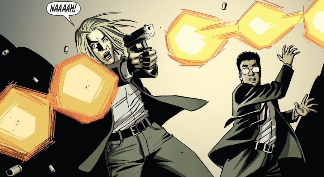 Рецензия на комикс «A Walk Through Hell»   Канобу - Изображение 9370