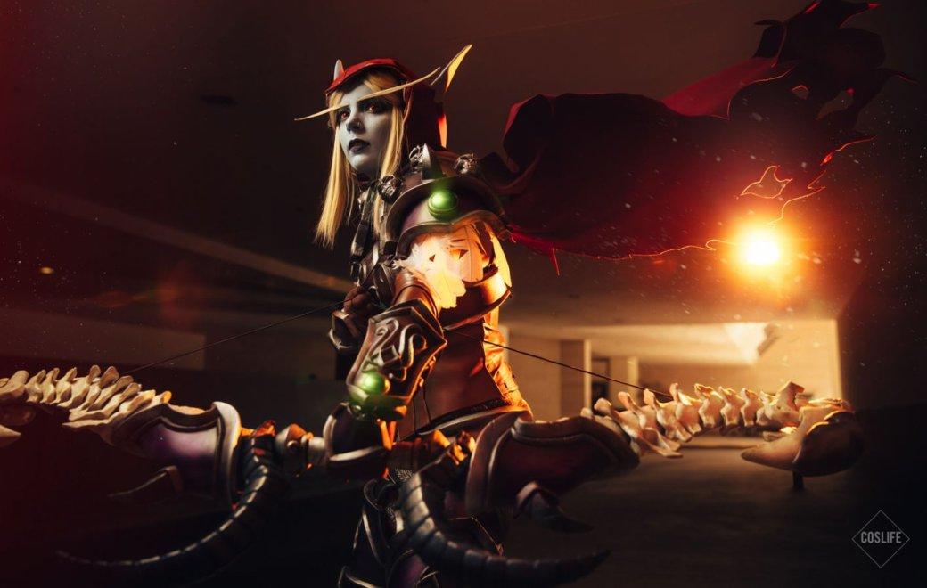 Лучший косплей по Warcraft – герои и персонажи WoW, фото косплееров | Канобу - Изображение 2375