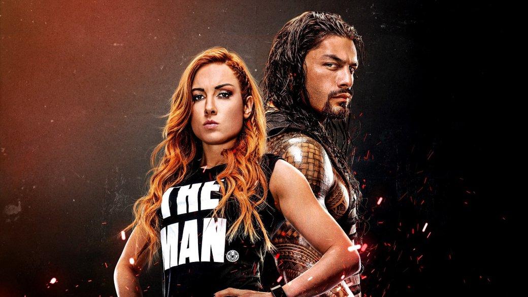Баги ипроблемы WWE 2K20. Что происходит сглавным симулятором реслинга   Канобу
