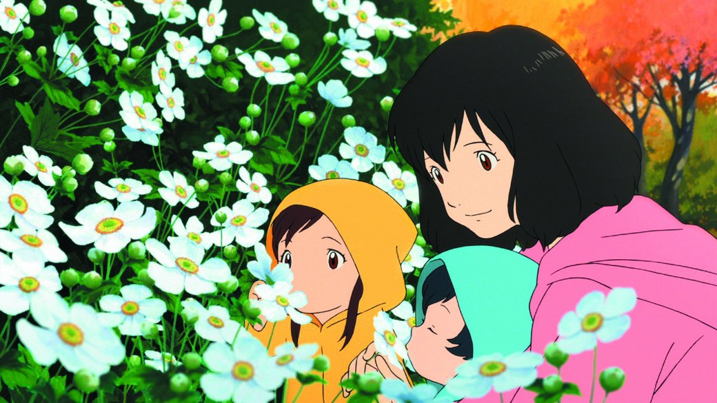 The Wolf Children Ame and Yuki | Канобу - Изображение 5
