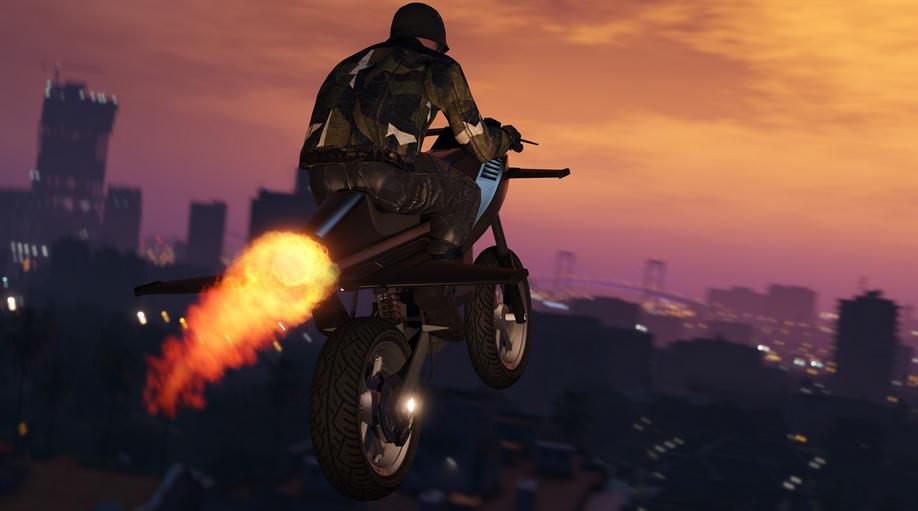 За пять лет патчей GTA Online превратилась водин большой временной парадокс. - Изображение 1