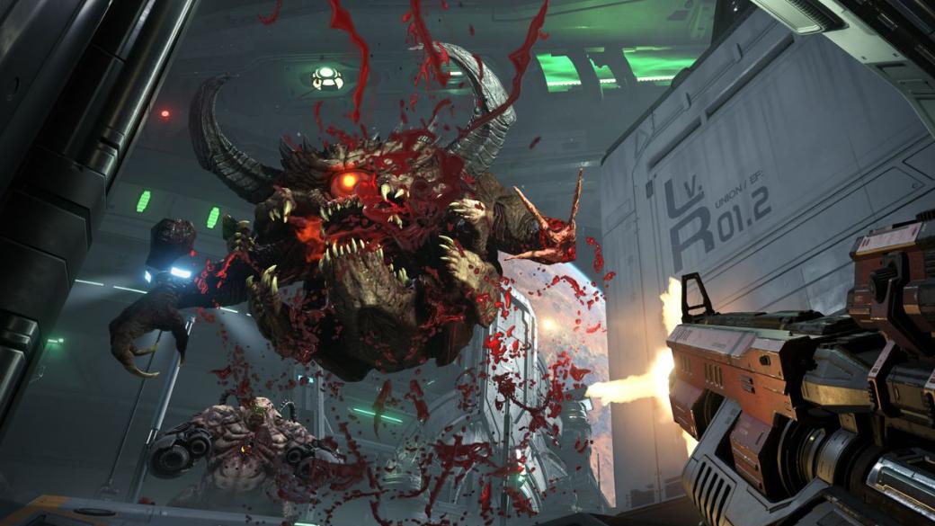 Разработчики Doom Eternal объяснили, зачем они добавили дополнительные жизни в игру. - Изображение 1