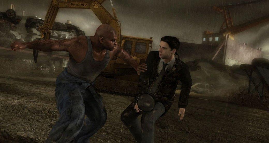Обзор Heavy Rain - рецензия на игру Heavy Rain   Рецензии   Канобу