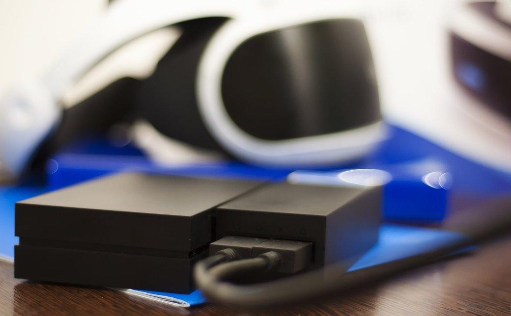 Распаковка ипервые впечатления отPlayStation VR   Канобу - Изображение 2