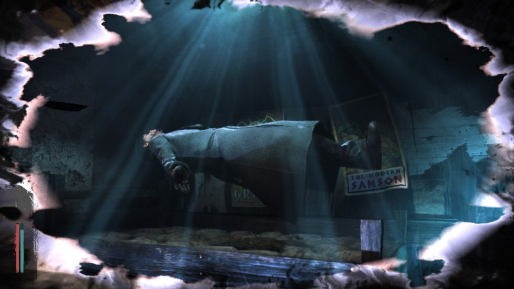 Как The Sinking City выглядит иработает наNintendo Switch? Неплохо — и с моушн-управлением | Канобу - Изображение 9