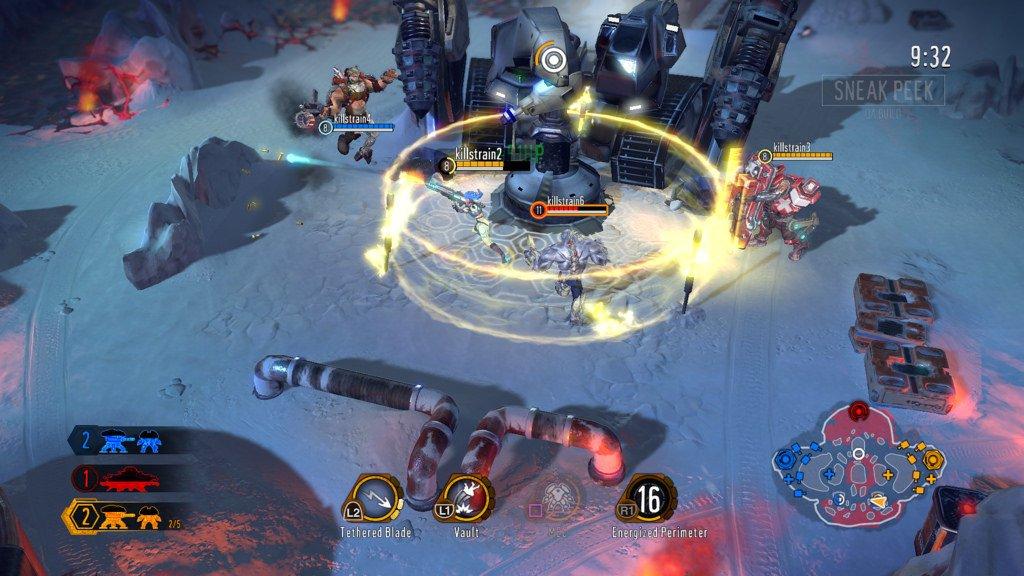 12 июля на PS4 выйдет условно-бесплатный командный экшен Kill Strain | Канобу - Изображение 5829