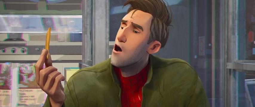 В«Человек-паук: Через вселенные» непопала сцена скартошкой фри изтрейлера. Вот почему | Канобу - Изображение 1484