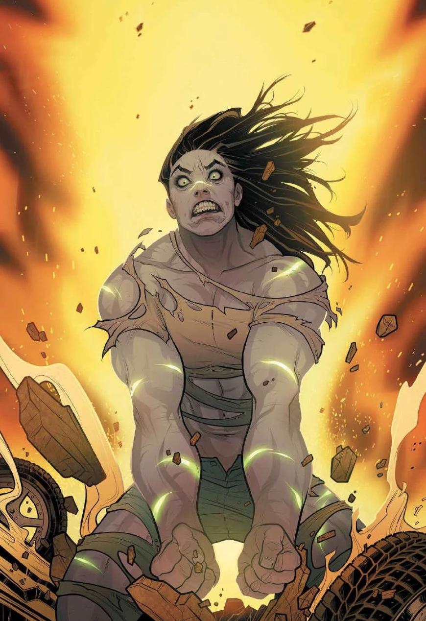 Чем Женщина-Халк отличается отХалка? Супергерой, адвокат, Мститель | Канобу - Изображение 17