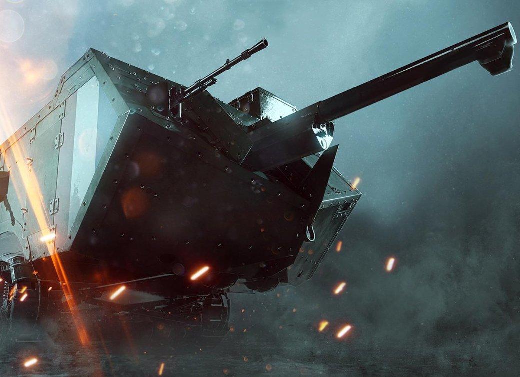 Battlefield 1: как Франция выглядит в дополнении «Они не пройдут» | Канобу - Изображение 4