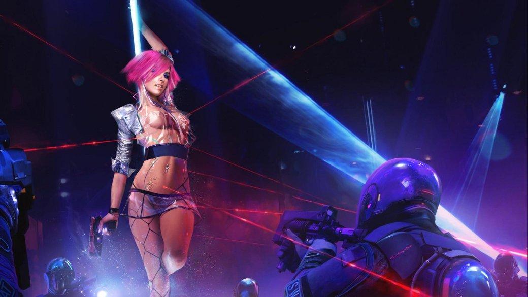 Почему вCyberpunk 2077 будет много агрессивной сексуальности. Объясняет дизайнер игры | Канобу - Изображение 1