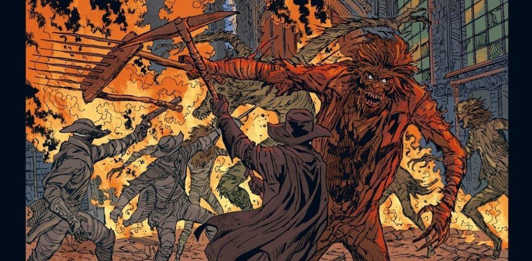 Обзор комикса «Bloodborne. Конец сна»— спорное, новсе равно приятное возвращение вЯрнам | Канобу - Изображение 2