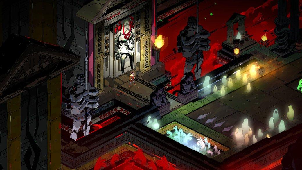 TGA 2018. Анонсирована HADES— новая игра отавторов Bastion, внее можно поиграть уже сейчас | Канобу - Изображение 0