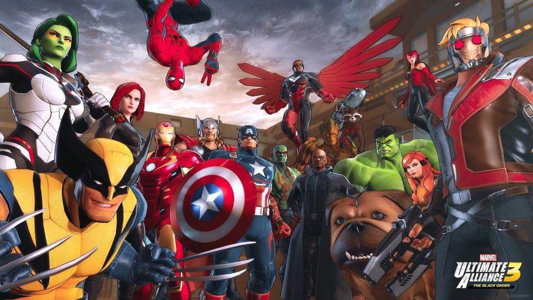 TGA 2018. Анонсирована Marvel Ultimate Alliance 3: Black Order— теперь это эксклюзив для Switch | Канобу - Изображение 1