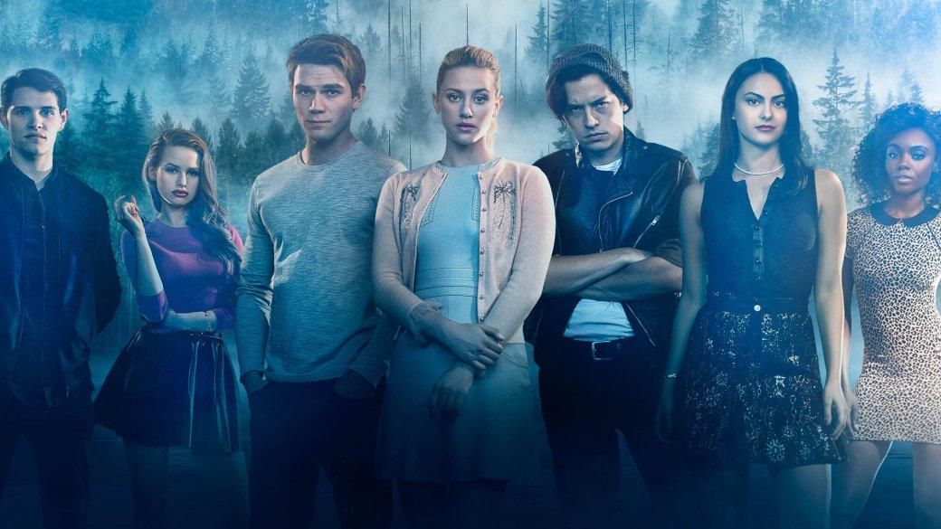 16мая The CWвыпустили финальную серию третьего сезона «Ривердэйла» (Riverdale)— самого громкого подросткового сериала последнихлет. За22 эпизода шоу пережило много всего— равно как иясам, так как еще ссередины прошлого сезона возненавидел «Ривер», новсе равно никак немог оторваться отпросмотра новых серий.Сейчас я попытаюсь объяснить, почему.