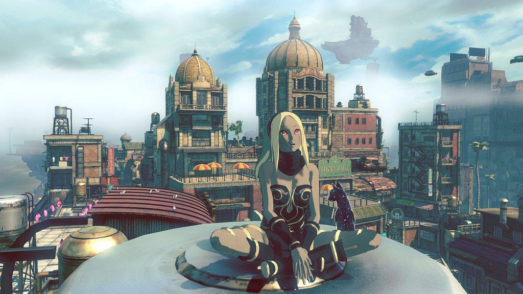 Gravity Rush 2 выйдет позже, но с бесплатным сюжетным DLC   Канобу - Изображение 2879