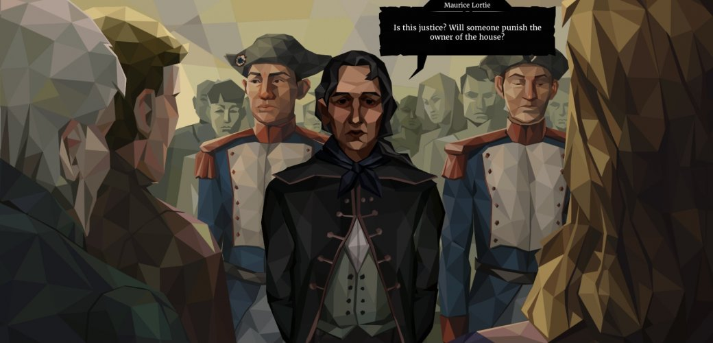 РазбираемWe. The Revolution— (несовсем) симулятор судьи вреволюционной Франции | Канобу - Изображение 1