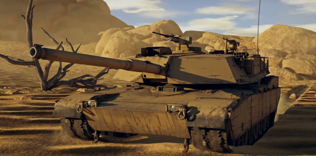 Как «Буря» преобразила War Thunder — Dagor Engine 5.0, новые танки, обновленная графика | Канобу - Изображение 6