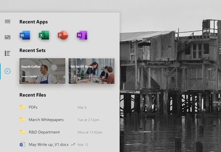 Меню «Пуск» вWindows 10поменяет дизайн. Это возможный вариант после обновления | Канобу - Изображение 1