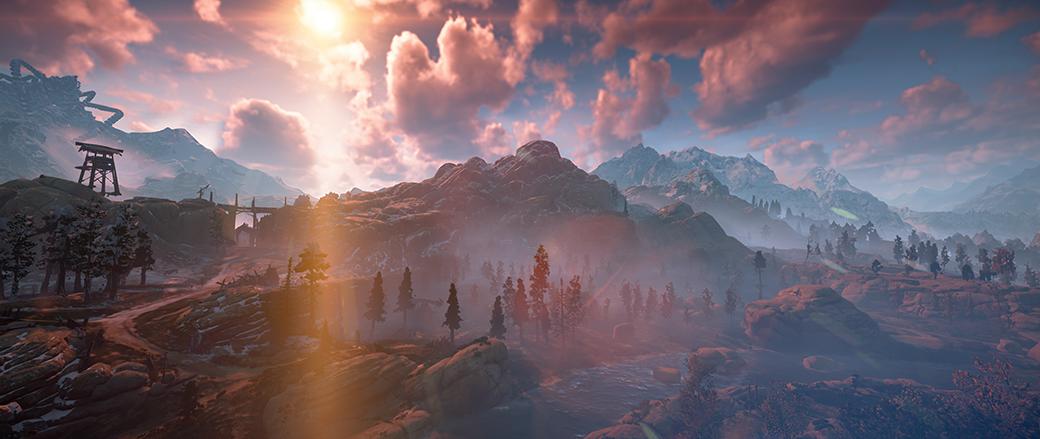 20 изумительных скриншотов Horizon: Zero Dawn | Канобу - Изображение 4