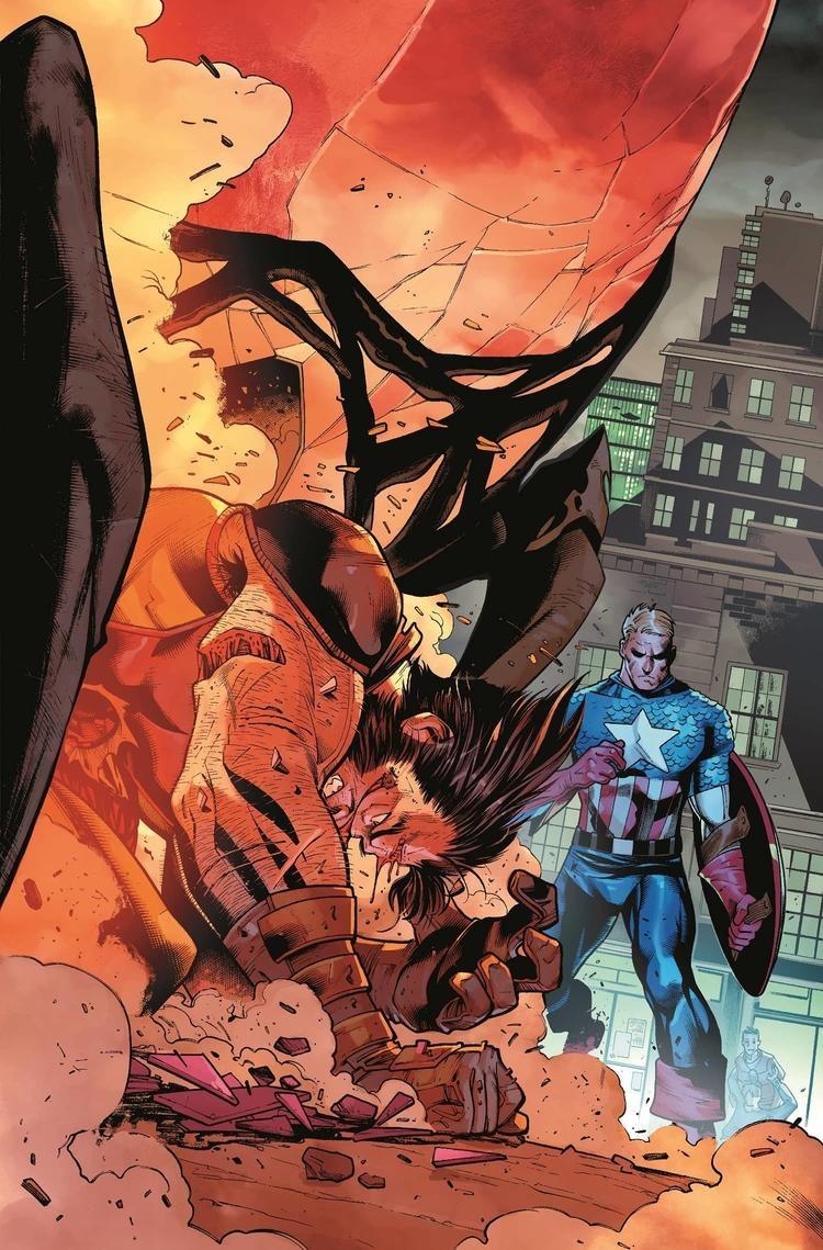 Как связаны Росомаха, Капитан Америка иФантомекс? Marvel тизерит новых участников Оружия Плюс  | Канобу - Изображение 5521