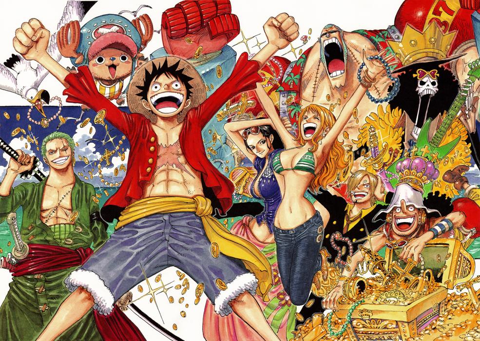 Очень сложный тест. Насколько хорошо тыразбираешься вогромной вселенной One Piece? | Канобу