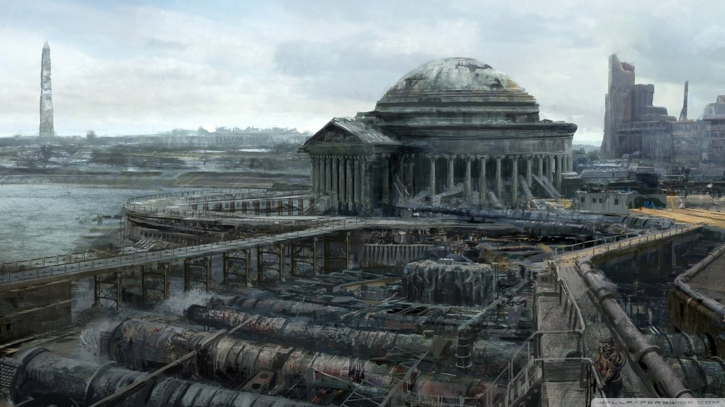Лучший арт мира Fallout | Канобу - Изображение 11