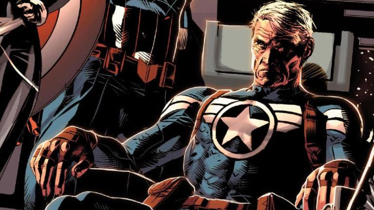 Нетолько Старик Логан. Какие еще супергерои оказывались пожилыми настраницах комиксов?. - Изображение 23