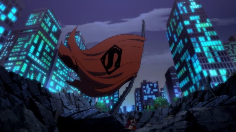 Большие проблемы Лиги справедливости вновом трейлере мультфильма The Death ofSuperman. - Изображение 1