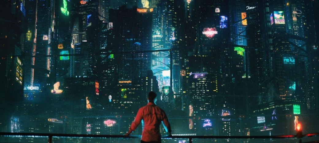 Сокол изкиновселенной Marvel сыграет всиквеле главного киберпанк-сериала Netflix | Канобу - Изображение 823