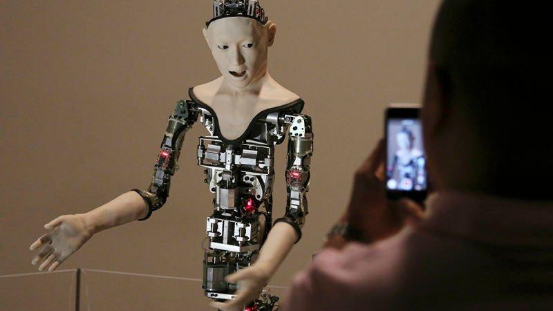 порно робот секс игрушка