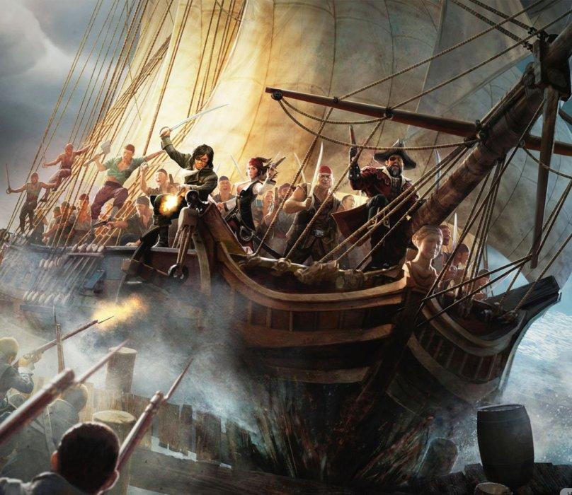 Обзор Risen 2: Dark Water - рецензия на игру Risen 2: Dark Water   Рецензии   Канобу