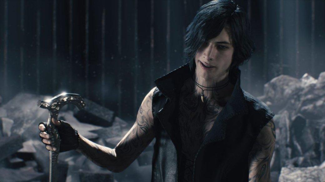В Сети раньше времени появился новый трейлер Devil May Cry V, в котором показали геймплей за Ви | Канобу - Изображение 0